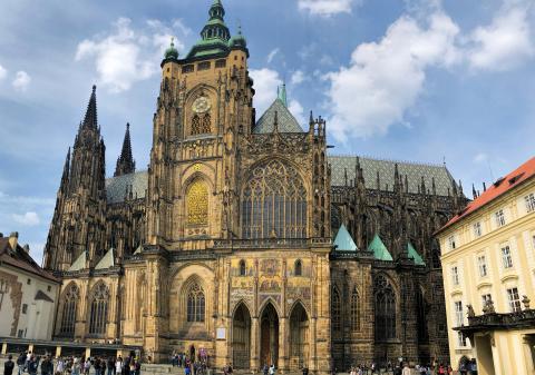 Free Tour por el Castillo de Praga
